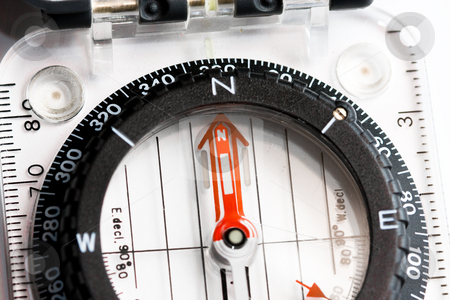 Compass stock photo, Compass by Luca Bertolli