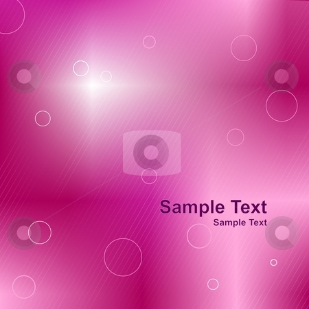 Abstract purple fantasy background stock vector clipart, Abstract template with copy space. Use of linear gradients blended into each other, no mesh. 7 global colors. by Ina Wendrock