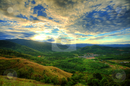 Broga Hill HDR stock photo, Multiple exposures and blend with Photomatic Pro. by Mohamad Shahrol Azmi Bin Osman