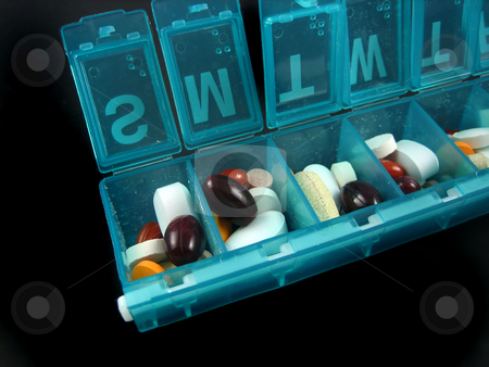 Pills and medicines stock photo, Pictures of medicine, pills and pharmaceuticals by Albert Lozano