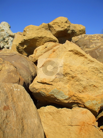 Boulders stock photo,  by Michael Felix