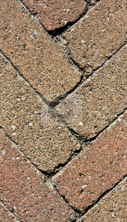 Road tile texture stock photo, Road tile texture by Luca Bertolli