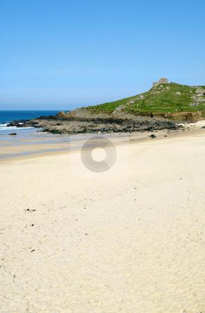 Porthmeor beach in St. Ives, Cornwall UK. stock photo, Porthmeor beach in St. Ives, Cornwall UK. by Stephen Rees