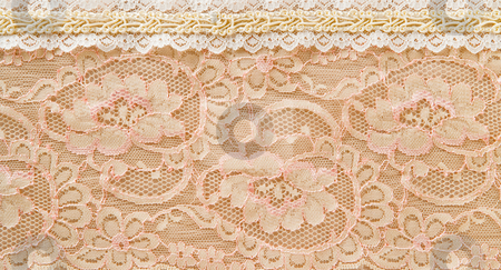 Satin and Lace stock photo, Satin and Lace can be used as a backdrop by Danny Smythe