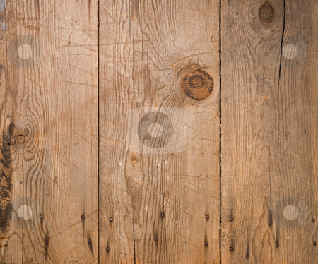 Old Barn Wood stock photo, Old Barn Wood with nails and distress marks by Danny Smythe