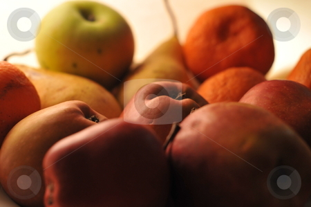 Apples and pears stock photo,  by Zheko Zhekov