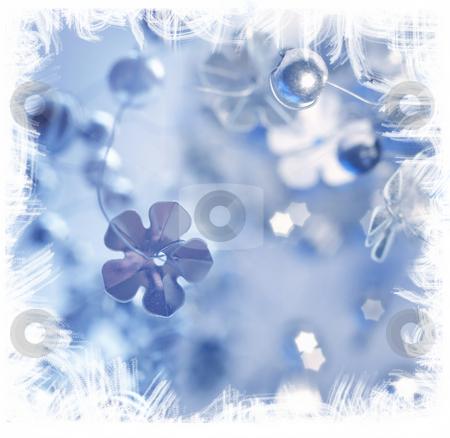 Winter decoration stock photo, Winter decoration by Ewa Kubicka