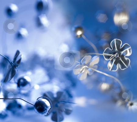 Winter decoration stock photo, Winter decoration by Ewa Kubicka