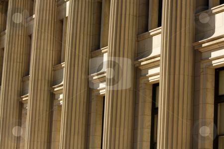 Pillars stock photo,  by Chris Torres