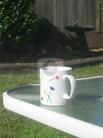 Cup stock photo, Picture of a coffee cup by Albert Lozano