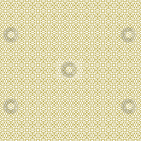 Sunny ornamental pattern stock photo, Seamless texture of many brown repeating ornaments by Wino Evertz