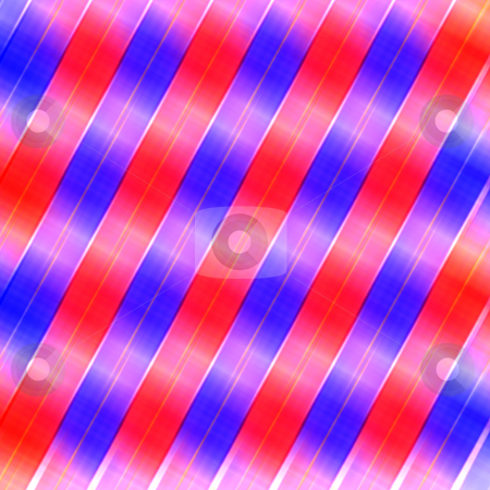 Diagonal blur pattern stock photo, Texture of red and blue diagonal blurred stripes by Wino Evertz