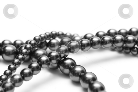Beads stock photo, Beads by Andrey Butenko