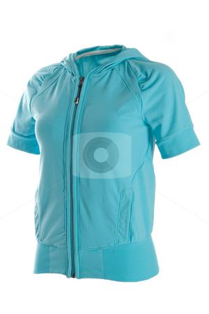 Women's hoodie stock photo, Women's hoodie by Andrey Butenko
