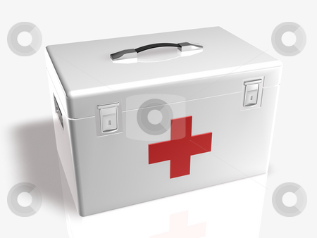 Medbox stock photo,  by Rodolfo Clix