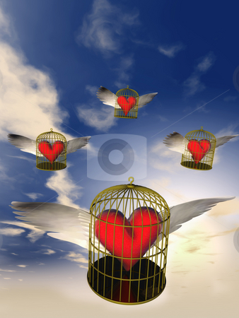 Heart stock photo,  by Rodolfo Clix