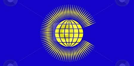 Commonwealth stock photo, 2D illustration of the flag of Commonwealth by Tudor Antonel adrian