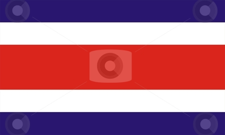 Flag Of Thailand stock photo, 2D illustration of the flag of Thailand by Tudor Antonel adrian