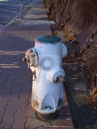 Fire Hydrant stock photo,  by Michael Felix
