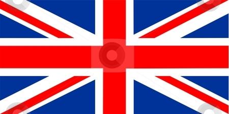 Flag Of United Kingdom stock photo, 2D illustration of the flag of United Kingdom by Tudor Antonel adrian