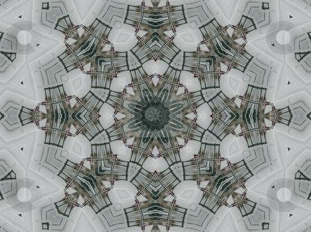 Aztec Mandala stock photo, Aztec Mandala, Background, Pattern, Texture, by Dazz Lee Photography