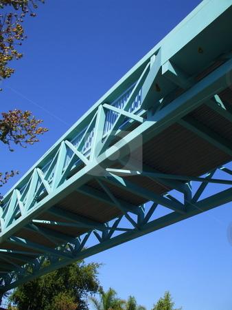 Small Bridge stock photo,  by Michael Felix