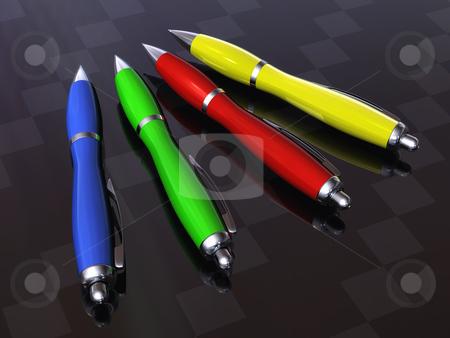 Pen stock photo,  by Rodolfo Clix