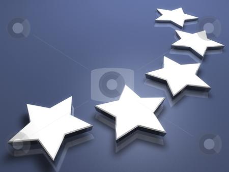 Stars stock photo,  by Rodolfo Clix