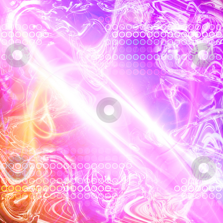 Abstract Plasma Texture stock photo, A pink colored abstract plasma texture with bright highlights. by Todd Arena