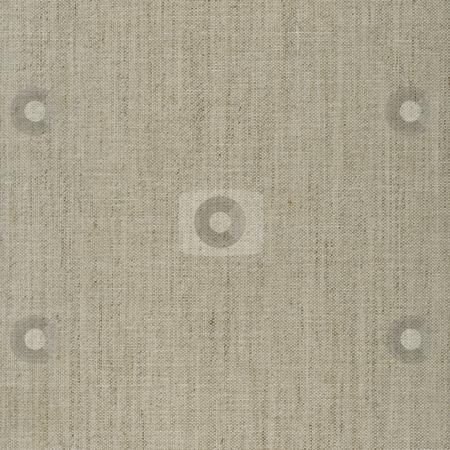 Gray coarse textile background stock photo, Gray coarse textile background from old book cover by Marek Uliasz