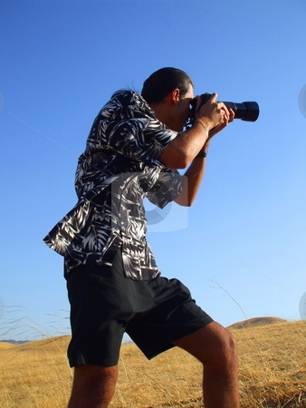 Photographer stock photo,  by Michael Felix