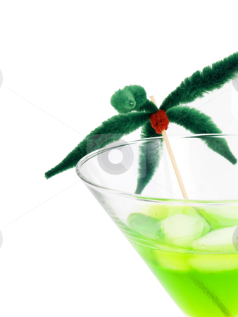 Alcoholic Beverage  stock photo, Alcoholic Beverage close up on a white background by John Teeter