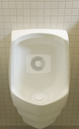 Waterless Urnial stock photo, A waterless urnial that is the wave for water conservation by Kevin Tietz