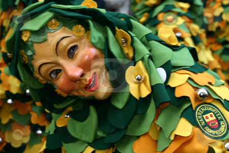 German carneval stock photo,  by Stefan Franz