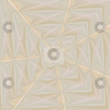 Pastel silk suprise pattern stock photo, Texture of beige 3d silk rag in a twirl by Wino Evertz