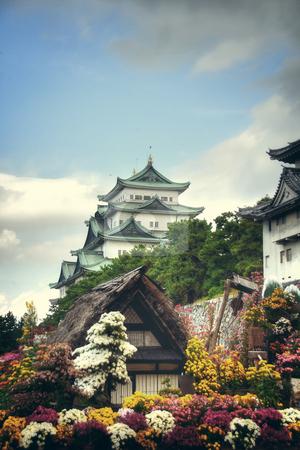 Nagoya Castle stock photo,  by Tomo Photography