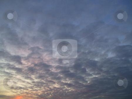 Cloudscape stock photo,  by Michael Felix