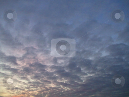 Cloudscape stock photo,  by Michael Felix