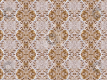 Old Lace stock photo, Abstract in beige, tan and white resembles old lace by Sandra Fann