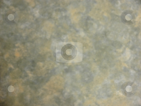 Surface   stock photo, An foggy surface in gray, green, yellow for background. by Horst Petzold
