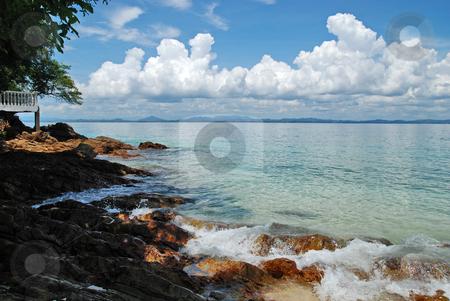 Pulau Kapas 03 stock photo,  by Norazshahir Razali