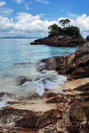 Pulau Kapas 09 stock photo,  by Norazshahir Razali