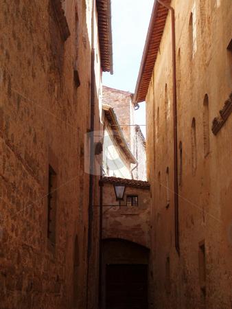 Tuscany stock photo, Buildings in Tuscany by Jaime Pharr