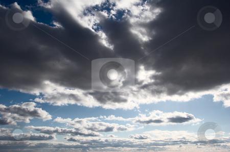 Dramatic sky stock photo, Dramatic sky by Andrey Butenko