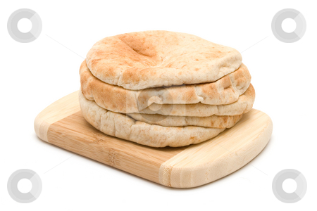Flatbread stock photo, Flatbread by Andrey Butenko