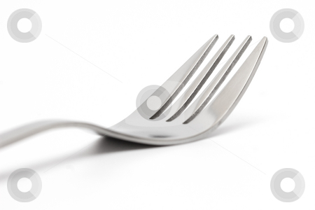 Fork stock photo, Fork by Andrey Butenko