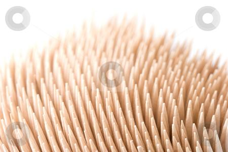 Toothpicks stock photo, Toothpicks by Andrey Butenko