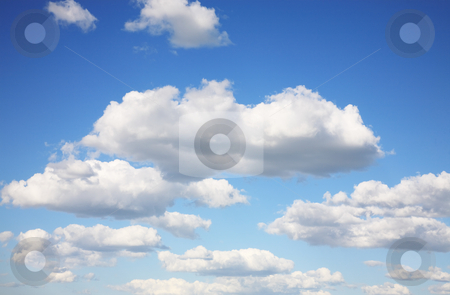 Land of Living Skies stock photo, A big prairie sky represents Saskatchewan's provincial motto
