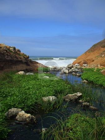 River stock photo,  by Michael Felix