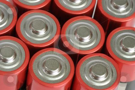 Battery stock photo, Batteries in detail as background by Birgit Reitz-Hofmann